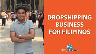 Drop shipping in Philippines