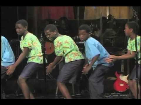 Siyahamba - Mwamba Children's Choir