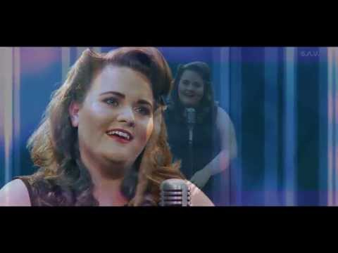 Donna Mc Donnell cover version of Etta James  'At Last' Music video
