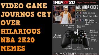 NBA 2K20 Fans RUTHLESSLY Roast WNBA In Game Addition