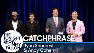 Download Lagu Catchphrase with Ryan Seacrest and Andy Cohen Gratis STAFABAND