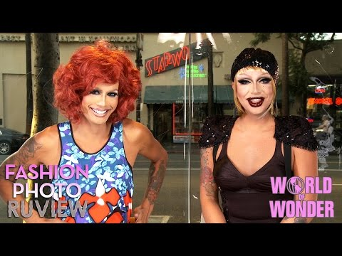 RuPaul's Drag Race Fashion Photo RuView with Raja & Raven - Social Media Ep 17