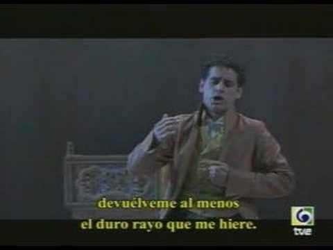 Juan Diego Florez - Il Barbiere - Ecco ridente in cielo