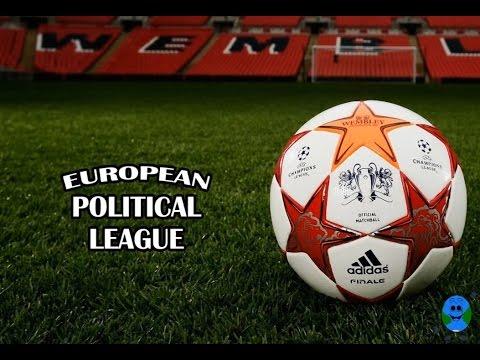 European Political League: The Latest & Greatest From The EU