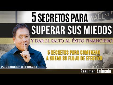 Los Secretos de Robert Kiyosaki para COMENZAR a CREAR RIQUEZA - Educacion Financiera