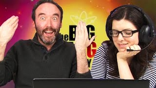 Irish People Watch The Big Bang Theory