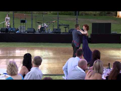 Lisa & Dan - QuickSteps Summer Ball 2013