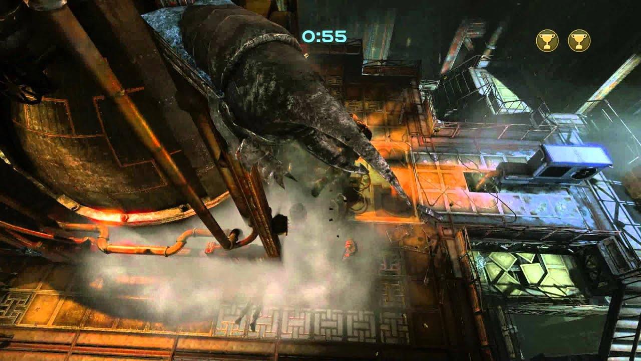 Batman Arkham Origins Predator Challenges Batman Arkham Origins Bruce
