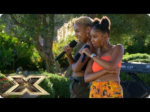 A Star girls are getting big for their boots   Judges' Houses   The X Factor UK 2018 thumbnail
