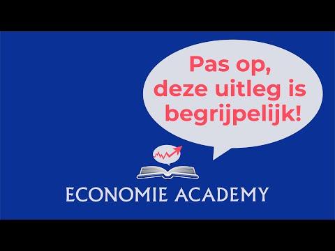 Economie Academy: les Lorenzcurve (personele inkomensverdeling)