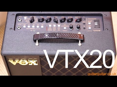 VOX VTX20 Combo