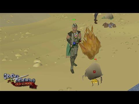 Sand Crabs/Soul Bearer/Last Man Standing - Old School RuneScape
