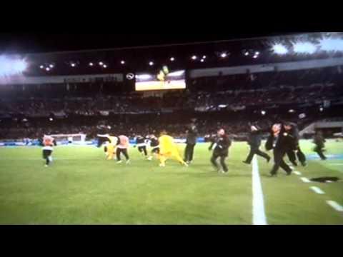 Palavras de Milton Leite ao final do jogo - Corinthians 1x0 Chelsea