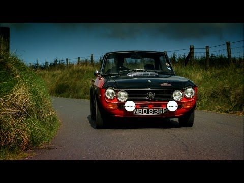 A collection of Lancias - Now in Full HD - Top Gear Series 14 - BBC