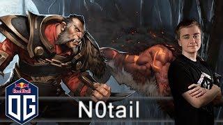 OG.n0tail Lycan Gameplay - Ranked Match - OG Dota 2.