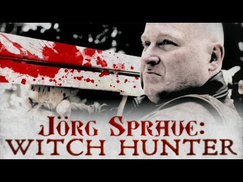 "Jörg Sprave: Witch Hunter (1/3) ""Testing The Arsenal"""