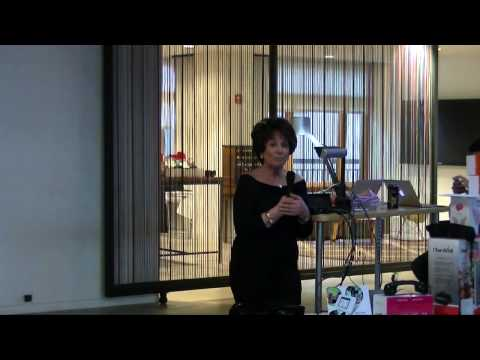Congresswoman Anna Eshoo speaks to Public Safety hackers