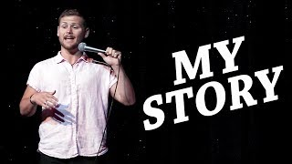 Drew Lynch Stand-Up: How I Got My Stutter