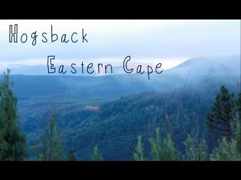 The Surroundings- Hogsback eastern cape Amatola Mountains