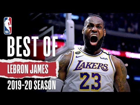 Best Of LeBron James | 2019-20 NBA Season