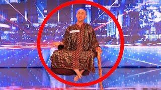 10 Magic Tricks That Shocked The Judges