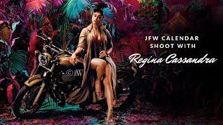 Regina Cassandra| I expect lot of romance| JFW Photoshoot for Calendar 2019