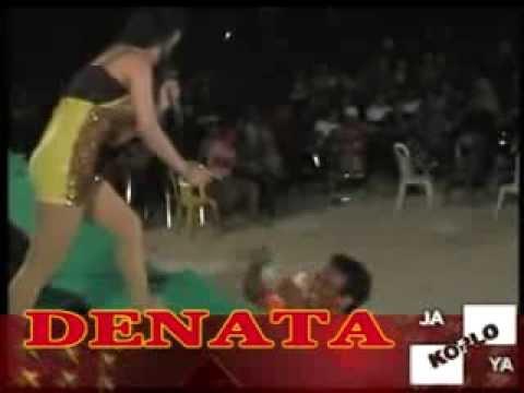Kuda Lumping (erin Mareta) - Denata Rock Dangdut Live Rembang 2012 video