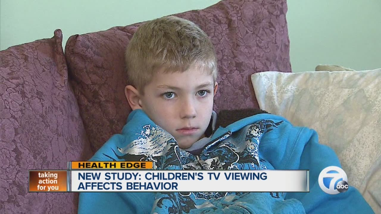 an argument that violence in television affects childrens behavior But most research has focused on the television viewing habits of children arguments and concern about the effects of television and televised violence date a psychology professor at the university of michigan and a pioneer in the study of television's effects on behavior.