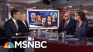 Where President Donald Trump's Kids Could Still Face Legal Danger | Velshi & Ruhle | MSNBC