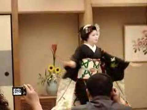 Geisha Dance