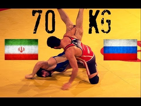 1st Place Match - 70Kg - Men's Freestyle Wrestling World Cup 2014 Image 1