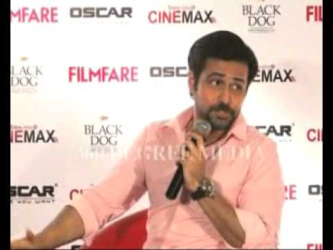Kissing Killer Emraan Hashmi Giving Kiss Tips Don't Copy Me- Launches Filmfare (hindi) Cover video