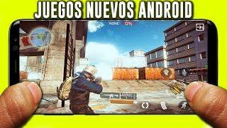 Mejores Juegos NUEVOS Android 2018 - AcciónAndroid