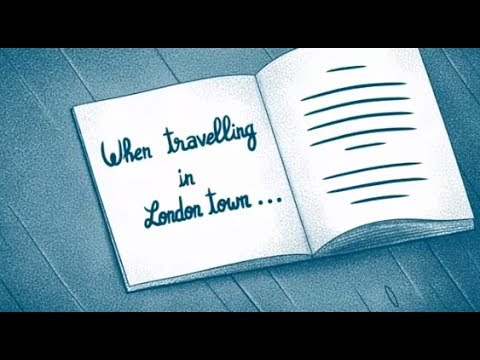 When travelling in London town  #TravelBetterLondon