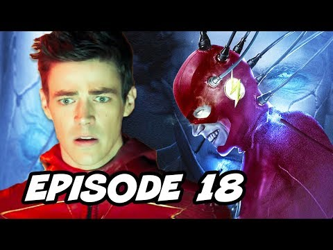 The Flash 4x18 Episode TOP 10 and Easter Eggs Explained thumbnail