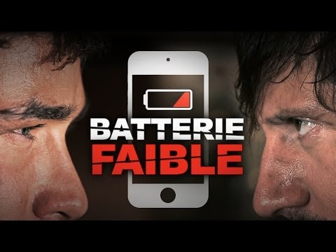 Batterie Faible