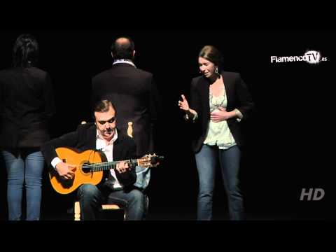 FLAMENCO TV -'Convivencias' en Nîmes 2012 - Manolo Franco, Laura Vital...