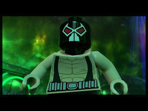 LEGO Batman 3: Beyond Gotham - Open World Free Roam ...