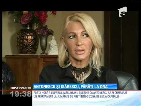 Crin Antonescu şi Mugur Isărescu, Pârâţi La DNA