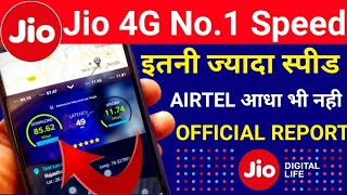 Jio 4G Speed : Jio Got First Position in My Speed Test Results for October 2018 | Indian Jugad Tech
