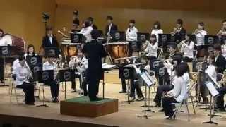 高崎経済大学吹奏楽部第34回定期演奏会第1部ダイジェスト