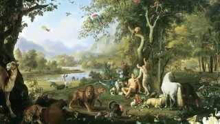 Am Anfang schuf Gott Himmel und Erde ...