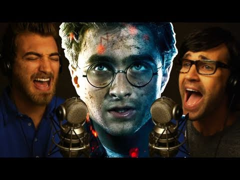 Harry Potter Song - Rhett & Link Music Videos