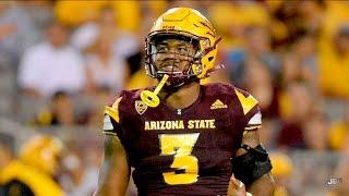 Hardest Hitting LB in the PAC-12 || Arizona State LB DJ Calhoun Highlights ᴴᴰ