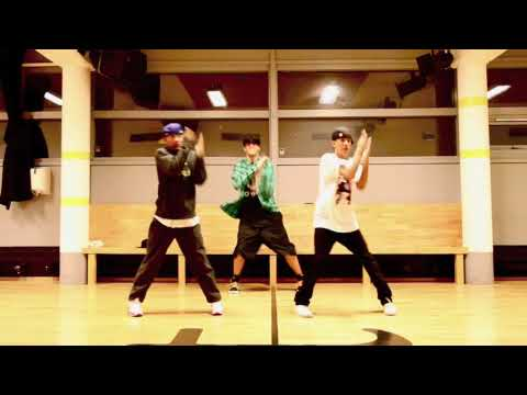 QUICK Choreography - Get Used To Her by Usher