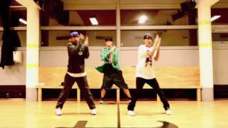 Choreografia taneczna by QUICK- Get Used To Her by Usher