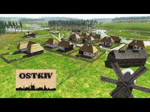 Ostriv - Продолжение обзора, первый урожай! #2