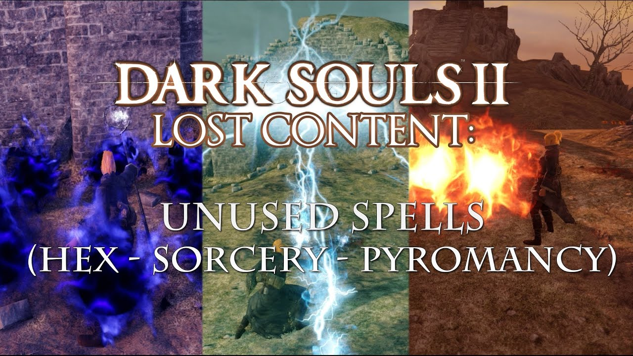 how to get spell slots dark souls 2