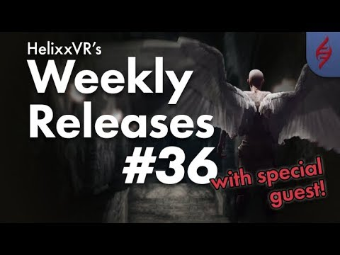 New Release show Week 36, TownsmenVR, SprintVector, & Sairento. In death interview