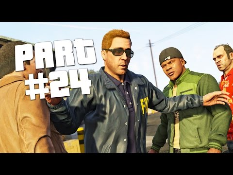 GTA 5 - First Person Walkthrough Part 24